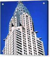 Chrysler Building Acrylic Print