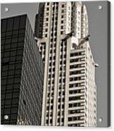 Chrysler Building New York Acrylic Print