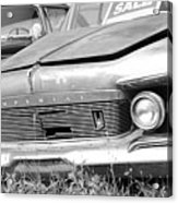 Roadside Imperials -  Bw Acrylic Print