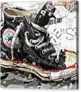 Chuck Taylor All-star Acrylic Print
