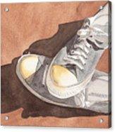 Chucks Acrylic Print by Ken Powers