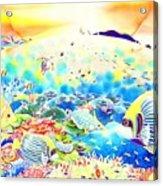 Churaumi Kerama Acrylic Print