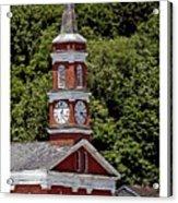 Church Building Acrylic Print