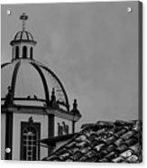 Church Dome 1 Acrylic Print