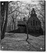 Church Hill Acrylic Print