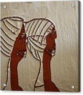 Church Ladies - Tile Acrylic Print