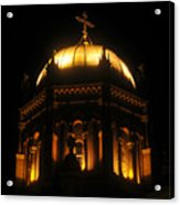 Church Lights Acrylic Print