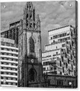 Church Of Our Lady And Saint Nicholas Liverpool Acrylic Print