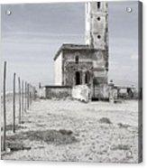 Church Of Patton Acrylic Print