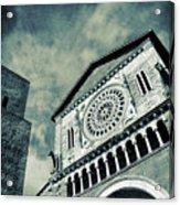Church Of San Pietro - Tuscania Acrylic Print