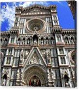 Church Of Santa Croce  Acrylic Print