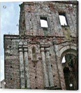 Church Of Santo Domingo 4 Acrylic Print