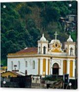Church Of The Transfiguration Quetzaltenango Guatemala Acrylic Print