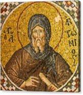 St. Anthony Acrylic Print