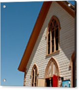 Church Prayers St Pauls Acrylic Print