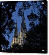 Church Steeples Acrylic Print