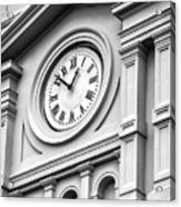 Church Time - St Louis Cathedral - New Orleans Acrylic Print