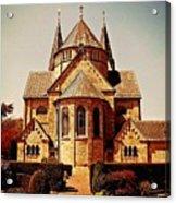Church To Worship The Living God Catus 1 No. 1 H B Acrylic Print
