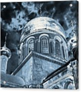 Church2 Acrylic Print