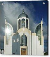 Church Of St. Peter And Paul, Ukraine Acrylic Print