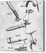 Cigar Holder  Acrylic Print