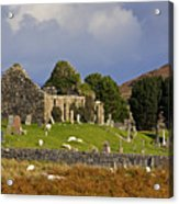 Cill Chroisd Isle Of Skye Acrylic Print