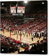 Cincinnati Bearcats Fifth Third Arena Acrylic Print
