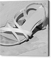 Cindarella S Size 9 Acrylic Print