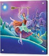 Cinderella Acrylic Print by Anne Wertheim