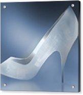 Cinderella's Slipper Acrylic Print