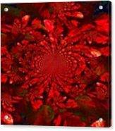 Cinnamon Candy Acrylic Print
