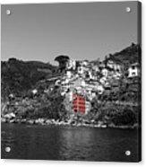 Cinque Terre 3b Acrylic Print