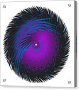 Circle Study No. 125 Acrylic Print