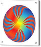 Circle Study No. 236 Acrylic Print