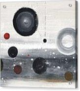 Circles And Cycles Acrylic Print