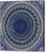 Circular Abstract 9 Acrylic Print