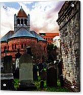 Circular Church Acrylic Print