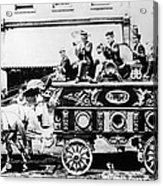 Circus Bandwagon, 1900 Acrylic Print