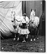 Circus: Rider, C1904 Acrylic Print