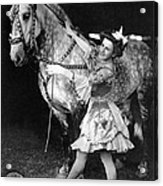 Circus: Rider, C1908 Acrylic Print
