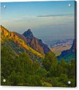 Chiscos Mountain Park Acrylic Print