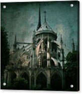 Citadel Acrylic Print