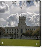 Citadel Military College Acrylic Print