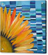 Citiflower Acrylic Print
