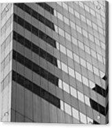 Citigroup Facade IIi Acrylic Print