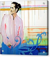Citizen Cope - Seattle - The Showbox - May 28th 2007 Acrylic Print