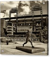 Citizens Park 1 Acrylic Print by Jack Paolini