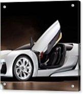 Citroen Supercar Concept Acrylic Print