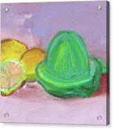Citrus Squeezer Acrylic Print