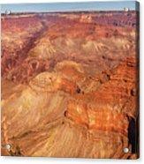 City - Arizona - Grand Canyon - The Great Grand View Acrylic Print